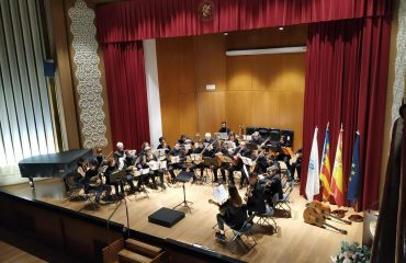XIX FESTIVAL de la Federación de Orquestas de Pulso y Púa de la Comunidad Valenciana