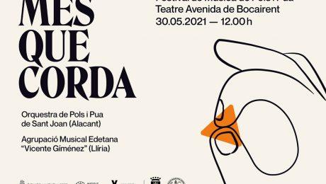 Més que Corda - Festival de Música de Pols i Pua